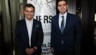 Expositores; Héctor Cabrera, socio; Mauricio Salazar, gerente, ambos expositores de PwC Chile